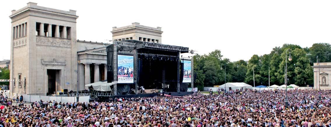Global Concerts Historie